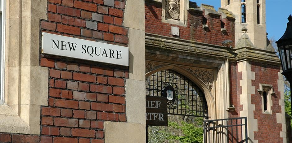 11 New Square